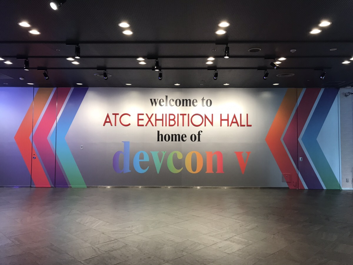 DevconV in Osaka Week